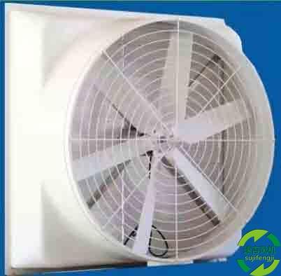 通风换气风机,通风降温工程