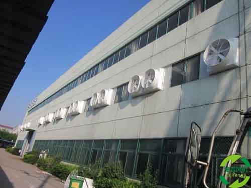 济南低噪音工业排风扇,负压风机厂家投产批发