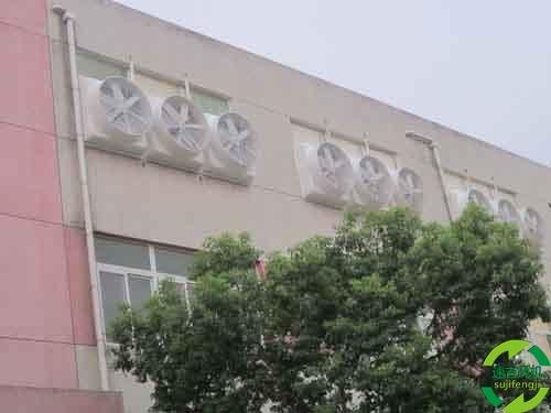水帘,1460型屋顶风机