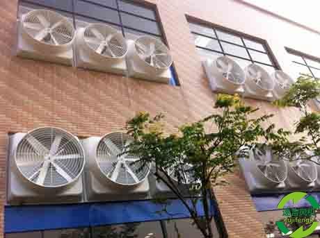 速吉通风免费为广大用户设计通风降温方案