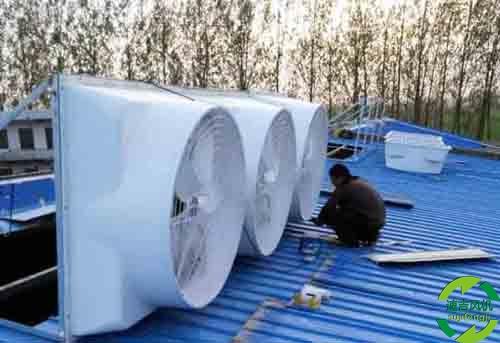 慈溪,奉化SMC屋顶风机,换气扇,降温水帘150mm厂家