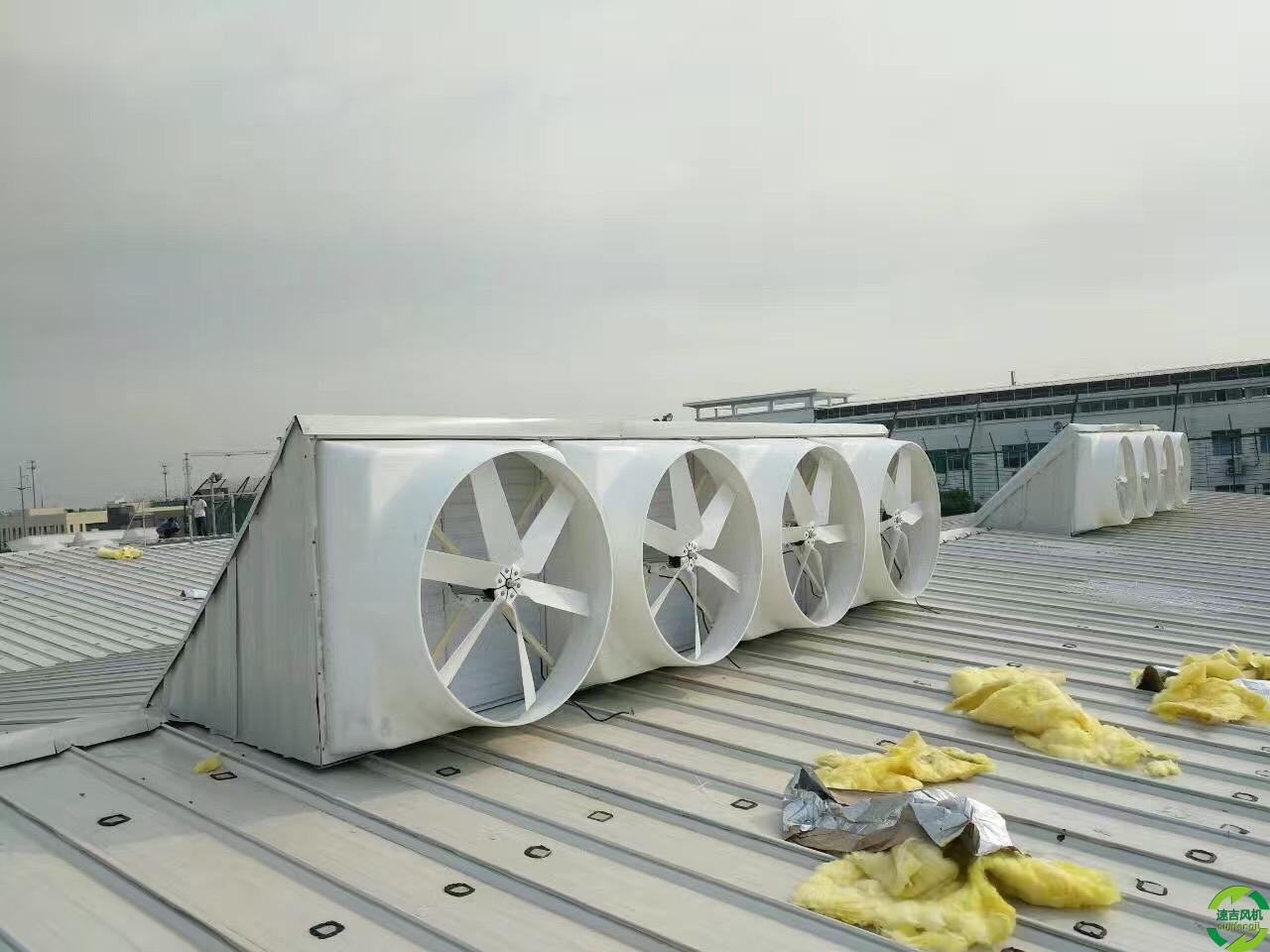 玻璃钢屋顶风机负压风机通风换气怎么计算