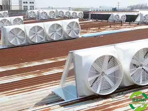 屋顶风机上海,负压风机选型,速吉通风公司提供5点办